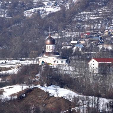 Sfânta Mănăstire Gruiul Lupului